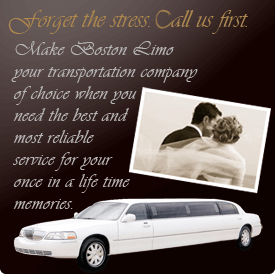 Reserve with Boston Limo